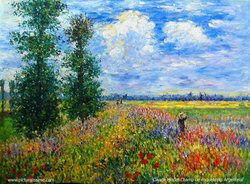 Tabeau impressionniste : Monet